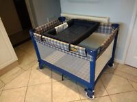 Grayco Travel Cot used once.