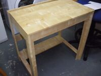 MINI WORK DESK AND CHAIR