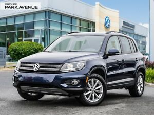 2017 Volkswagen Tiguan Wolfsburg APP CONNECT+KESSY+4MOTION+MAGS