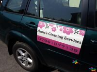 Anna /Cleaner from £10 p/h