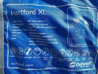 Outwell Hartford XL 8 person Tent