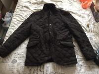 Men's tweed coat - medium