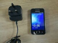 Samsung Galaxy Ace **UNLOCKED ANY NETWORK SIM** android smartphone