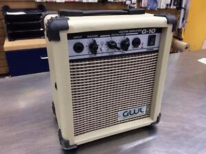 Amplificateur de pratique pour guitare GWL G-10 **parfaite condition**  #F019702
