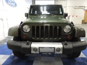 2009 Jeep WRANGLER UNLIMITED Sahara 4D Utility 4WD Certified, Ne