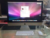 iMac 27inch - Late 2009 - i5 2.66 quad core - 12GB DDR3 - 1TB HDD