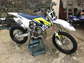 Husqvarna tc 85 big wheel 2016