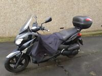 Yamaha XMax 250 12 Reg, low mileage. Good condition, one owner with FSH. Top Box, skirt and cover.