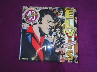 Elvis Vinyl LP Records