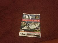 Ships monthly magazines, 12 a year since 1990, inclusive of March 2017.