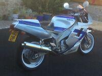 Yamaha FZR1000 Genesis