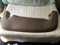 Rarely available - never used BMW Z3 beige leather tonneau cover