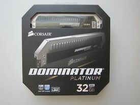 Corsair Dominator Platinum 32GB (4x8GB)