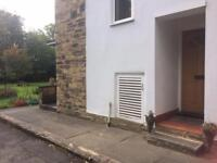 Exceptional Ground Floor Two Bedroom Flat To let set within Private Grounds, Balcony and Parking