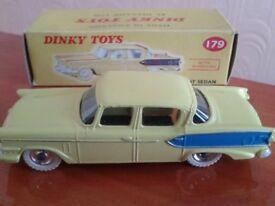 DINKY TOYS No179 Studebaker President Sedan