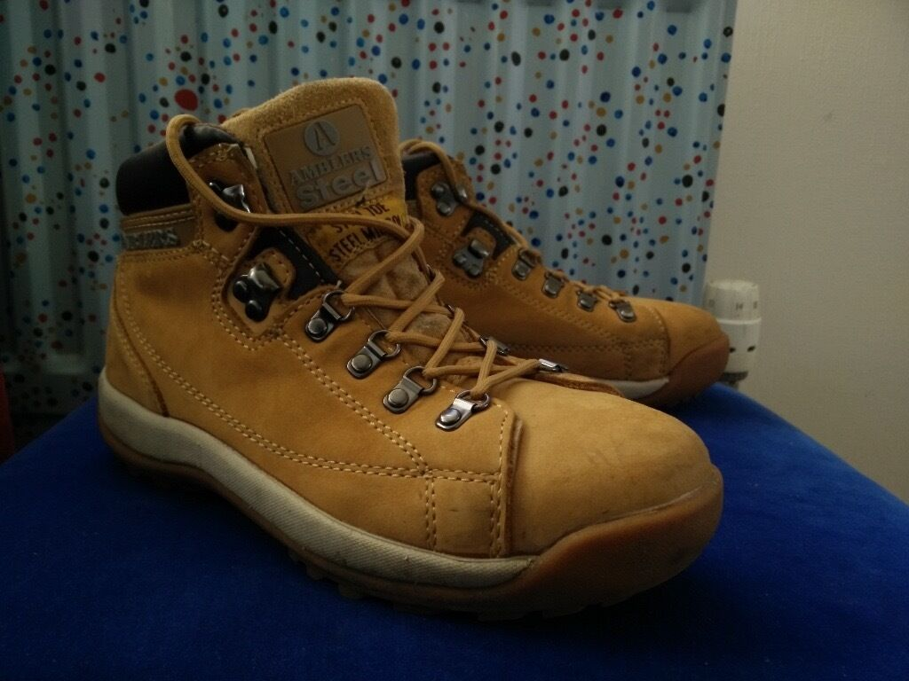Amblers Steel Toe Cap Boots Size 5 £15 | in Brighton, East Sussex ...