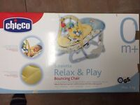 Chicco Relax & Play Bouncing Chair