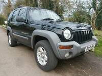 Jeep Cherokee Sport 2.5CRD long MOT