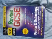 GCSE DESIGN TECHNOLOGY BOOK