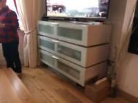 3 tier tv cabinet