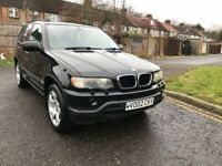 2002 BMW X5 2.9 d 5dr Automatic @07445775115