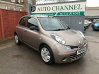 Nissan Micra 1.5 dCi Visia 5dr£3,285 p/x welcome FREE WARRANTY. NEW MOT