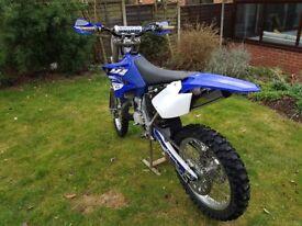 Yamaha yz 250 2006