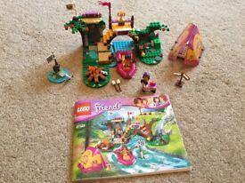 Lego Friends 41121 - Adventure Camp Rafting
