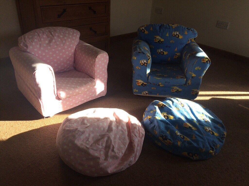 Children's next armchair