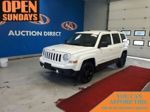 2012 Jeep Patriot SPORT! 4X4! ALLOYS!