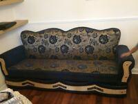 Luxury turkish sofa bed