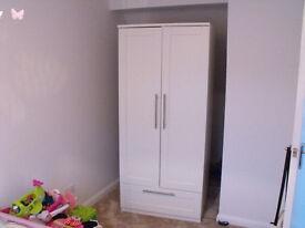 New ivory wardrobe