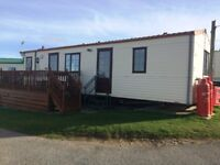 Static Caravan 32 x 12 Perranporth Cornwall