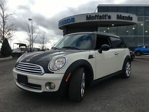 2009 MINI Cooper Clubman SUNROOF, LEATHER, HEATED SEATS