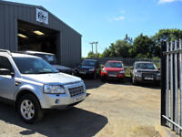 4x4 & Quads, Rebuilds, Repairs & Servicing at Badgers 4x4 Ltd. Okehampton based.