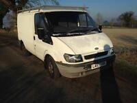 Ford Transit 2004 300 SWB Fuel Injection pump replaced 6k Ago