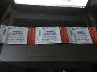 1 Ricky Gervais ticket
