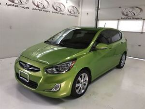 2013 Hyundai Accent GL / SUNROOF / HEATED SEATS / ALLOY RIMS