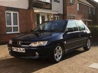 2000 Peugeot 306 2.0 16v GTI-6 - Only 69,200 miles! Classic hot hatch, a rare gem!