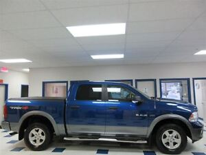 2010 Dodge Ram 1500 TRX-4 OFF-ROAD CREW-CAB 5.7 HÉMI 115800 KM !