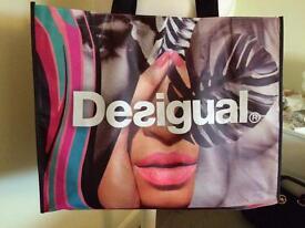 Desigual New Shopping Bag