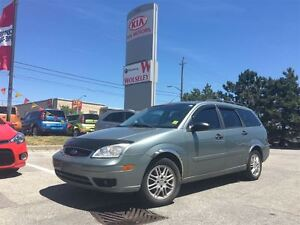 2006 Ford Focus ZXW SES