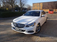 Mercedes-Benz E Class E220 Cdi SE Saloon Auto Diesel 0% FINANCE AVAILABLE