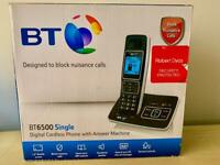 BT 6500 - Cordless phone with answer machine - NEW!