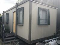 28' x 10' Twin Offices/Kitchen/Toilet Cabin