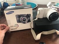 Samsung NX100 Smart camera