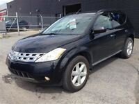 2005 Nissan Murano SE AWD MAGS TOIT CUIR