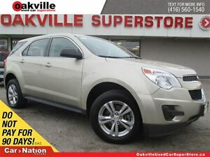 2014 Chevrolet Equinox LS | HANDSFREE | AIR COND | ONLY 37,000 K