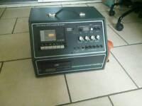 Coomber 2241 stereo cd cassette