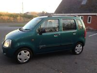 Suzuki Wagon R+ 2003 **59K** 12 months MOT 2 owners from new immaculate inside & out.